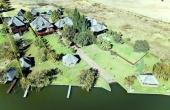 106369424, Prime River Front Position - 4 Bedroom Home